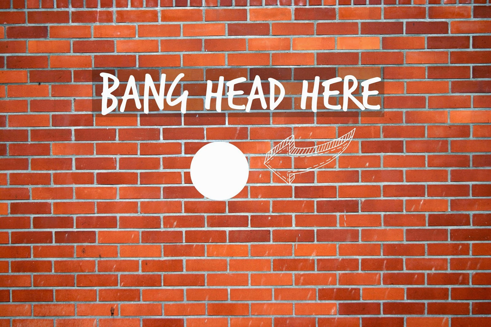 page-3 |Smashing Head Into Wall